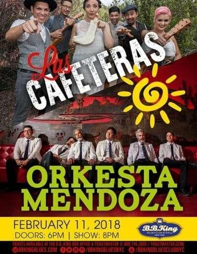 Las Cafeteras-Orkesta Mendoza