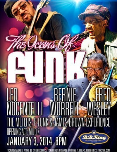 Icons of Funk