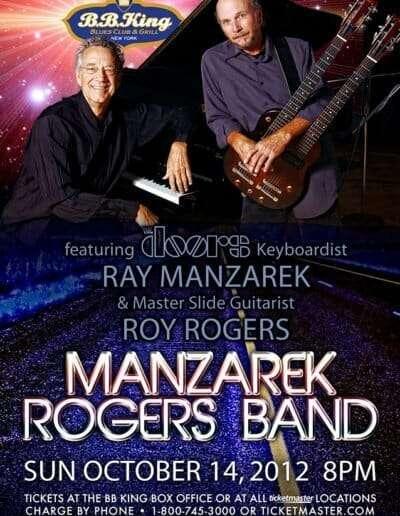 Ray Manzarek-Roy Rogers Band