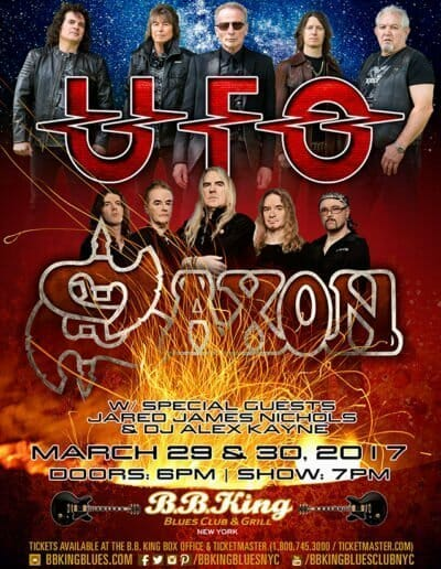 UFO-SAXON