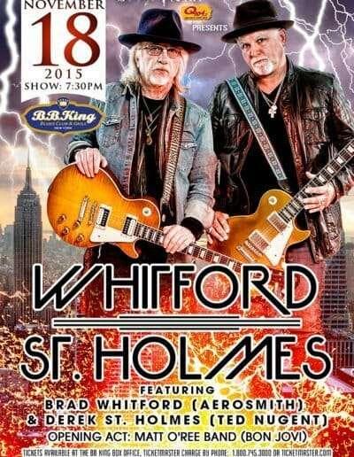 Brad Whitford & Derek St.Holmes